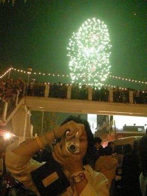 yay fireworks.