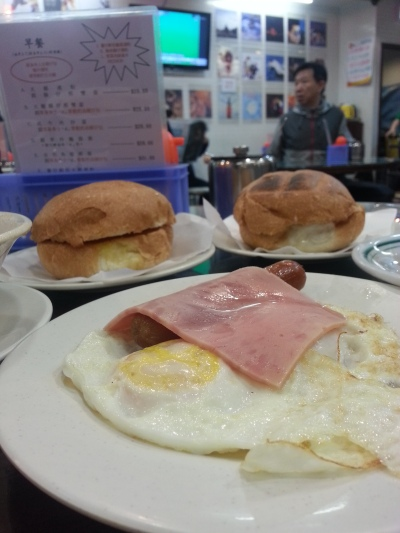 when in hongkong, two is never too much.